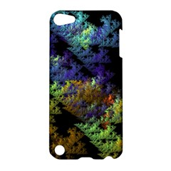 Fractal Forest Apple Ipod Touch 5 Hardshell Case by Simbadda