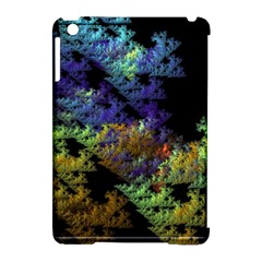 Fractal Forest Apple Ipad Mini Hardshell Case (compatible With Smart Cover) by Simbadda