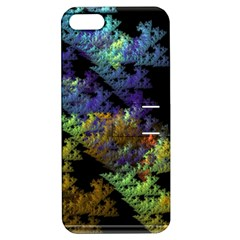 Fractal Forest Apple Iphone 5 Hardshell Case With Stand by Simbadda