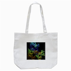 Fractal Forest Tote Bag (white) by Simbadda