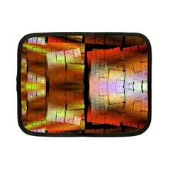 Fractal Tiles Netbook Case (small)  by Simbadda