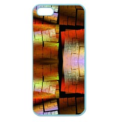 Fractal Tiles Apple Seamless Iphone 5 Case (color) by Simbadda