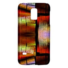 Fractal Tiles Galaxy S5 Mini by Simbadda