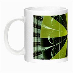 Fractal Ball Night Luminous Mugs by Simbadda