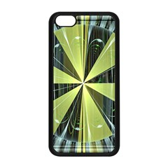 Fractal Ball Apple Iphone 5c Seamless Case (black) by Simbadda