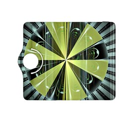 Fractal Ball Kindle Fire Hdx 8 9  Flip 360 Case by Simbadda