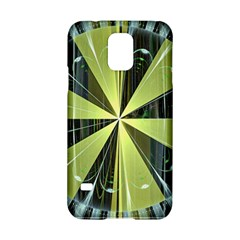 Fractal Ball Samsung Galaxy S5 Hardshell Case  by Simbadda