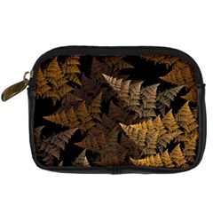 Fractal Fern Digital Camera Cases by Simbadda
