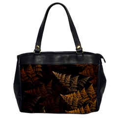 Fractal Fern Office Handbags by Simbadda