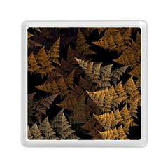 Fractal Fern Memory Card Reader (square)  by Simbadda