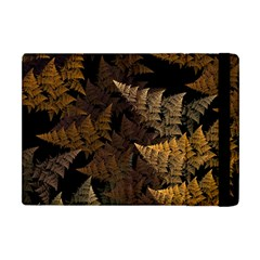 Fractal Fern Apple Ipad Mini Flip Case by Simbadda