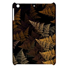 Fractal Fern Apple Ipad Mini Hardshell Case by Simbadda