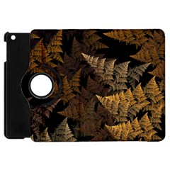 Fractal Fern Apple Ipad Mini Flip 360 Case by Simbadda