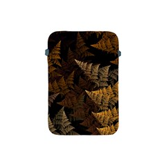 Fractal Fern Apple Ipad Mini Protective Soft Cases by Simbadda