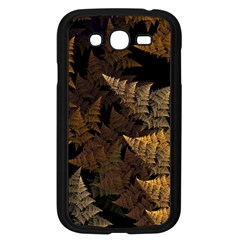 Fractal Fern Samsung Galaxy Grand Duos I9082 Case (black) by Simbadda