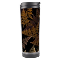 Fractal Fern Travel Tumbler by Simbadda