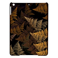 Fractal Fern Ipad Air Hardshell Cases by Simbadda