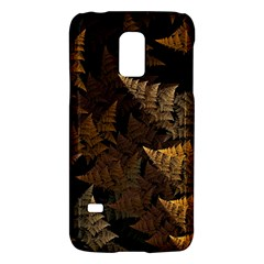 Fractal Fern Galaxy S5 Mini by Simbadda