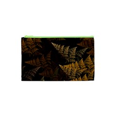 Fractal Fern Cosmetic Bag (xs) by Simbadda