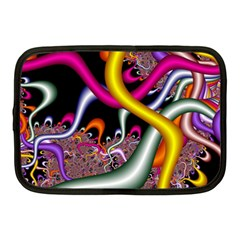 Fractal Roots Netbook Case (medium)  by Simbadda