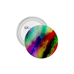 Abstract Colorful Paint Splats 1 75  Buttons by Simbadda