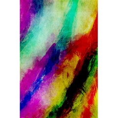 Abstract Colorful Paint Splats 5 5  X 8 5  Notebooks by Simbadda