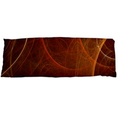 Fractal Color Lines Body Pillow Case Dakimakura (two Sides) by Simbadda