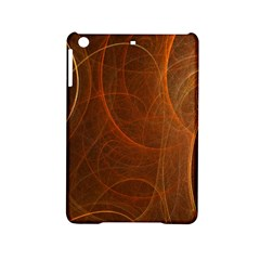 Fractal Color Lines Ipad Mini 2 Hardshell Cases by Simbadda