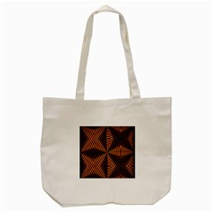 Fractal Patterns Tote Bag (cream) by Simbadda