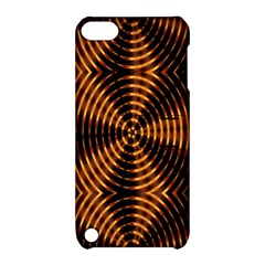 Fractal Patterns Apple Ipod Touch 5 Hardshell Case With Stand by Simbadda