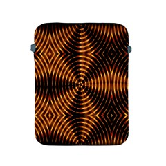 Fractal Patterns Apple Ipad 2/3/4 Protective Soft Cases by Simbadda