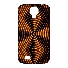 Fractal Patterns Samsung Galaxy S4 Classic Hardshell Case (pc+silicone) by Simbadda