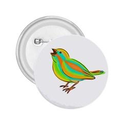 Bird 2 25  Buttons by Valentinaart
