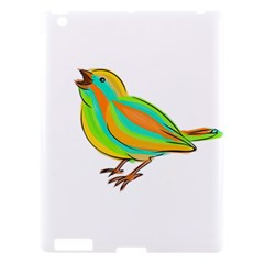 Bird Apple Ipad 3/4 Hardshell Case by Valentinaart