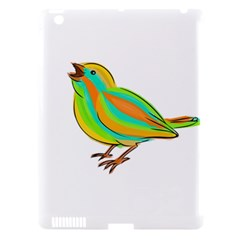 Bird Apple Ipad 3/4 Hardshell Case (compatible With Smart Cover) by Valentinaart