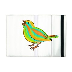 Bird Apple Ipad Mini Flip Case by Valentinaart