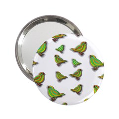 Birds 2 25  Handbag Mirrors