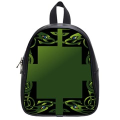 Celtic Corners School Bags (small)  by Simbadda