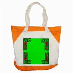 Decorative Corners Accent Tote Bag by Simbadda