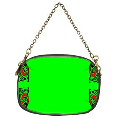 Decorative Corners Chain Purses (one Side)  by Simbadda