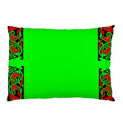 Decorative Corners Pillow Case by Simbadda