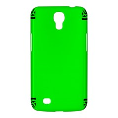 Decorative Corners Samsung Galaxy Mega 6 3  I9200 Hardshell Case by Simbadda