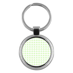 Shamrock Irish St Patrick S Day Key Chains (round)  by Simbadda