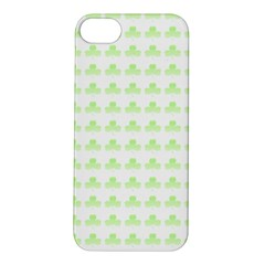 Shamrock Irish St Patrick S Day Apple Iphone 5s/ Se Hardshell Case by Simbadda