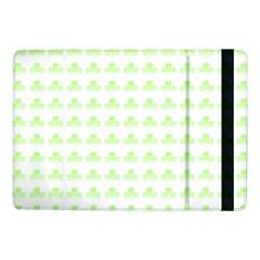 Shamrock Irish St Patrick S Day Samsung Galaxy Tab Pro 10 1  Flip Case by Simbadda