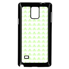 Shamrock Irish St Patrick S Day Samsung Galaxy Note 4 Case (black) by Simbadda