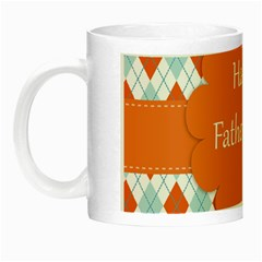 Happy Father Day  Night Luminous Mugs by Simbadda