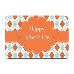 Happy Father Day  Plate Mats by Simbadda