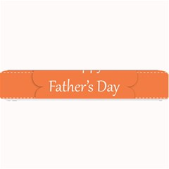 Happy Father Day  Small Bar Mats by Simbadda