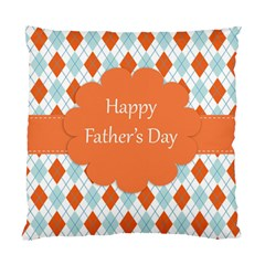 Happy Father Day  Standard Cushion Case (two Sides)